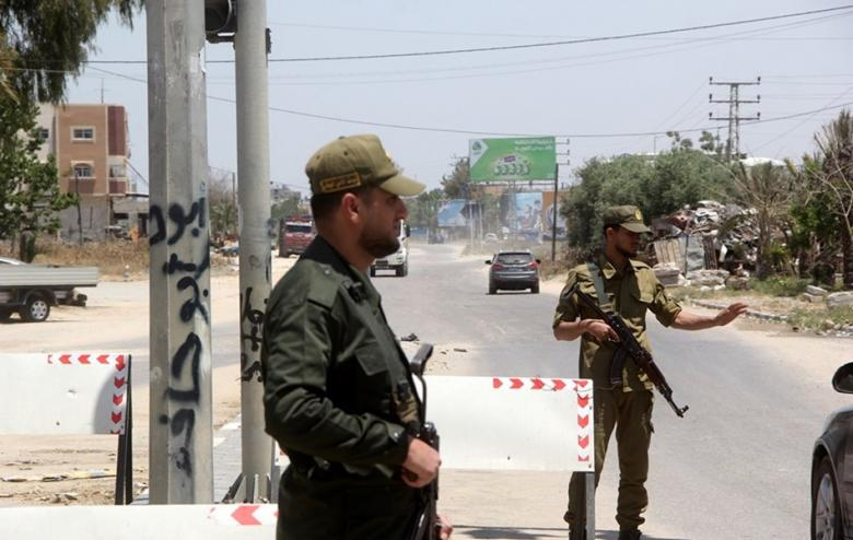 """الأجهزة الأمنية بغزة تساند الجماهير المشاركة بـ""""مليونية العودة"""""""
