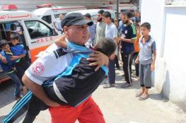 إصابة طفل بانفجار لمخلفات الاحتلال شمال رام الله
