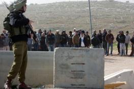 الاحتلال يعتقل عاملا من جنين في أراضي الـ48