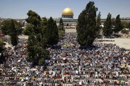 المفتي يعلن عن تأخير صلاة العيد في المسجد الأقصى