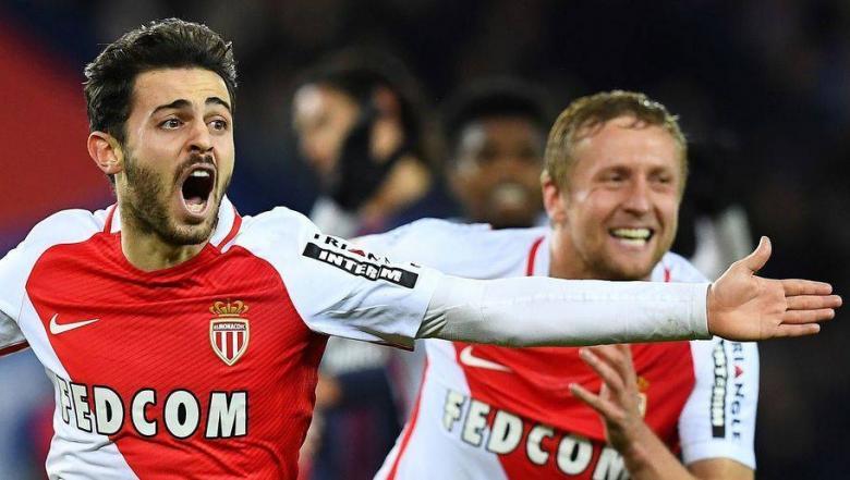 موناكو يواصل المغامرة ويقهر مانشستر سيتي