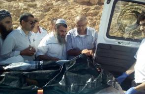 الاحتلال يسلم جثمان الشهيد بهاء الحرباوي