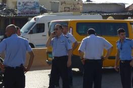 ضبط ومصادرة مفرقعات نارية في رام الله والبيرة