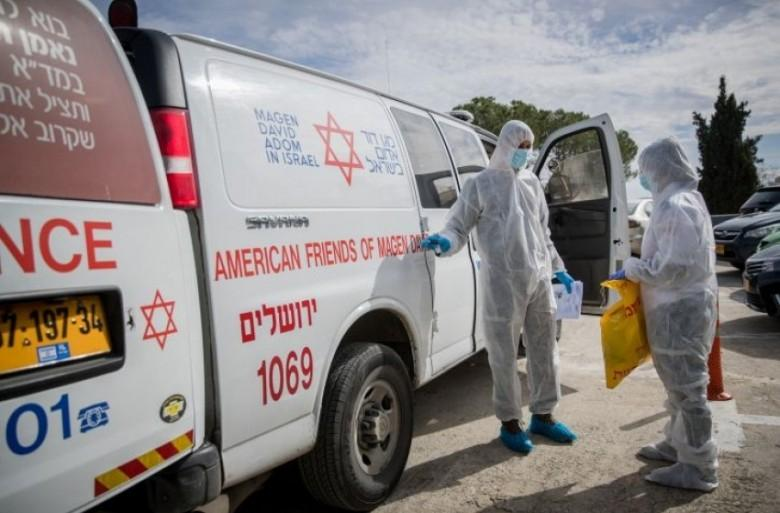 """ارتفاع عدد الإصابات بفيروس كورونا في """"إسرائيل"""""""