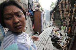 زلزال بقوة 6.6 درجات يضرب إندونيسيا