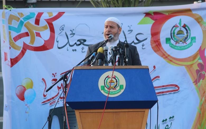الحية:  المؤامرة على فلسطين كبرى وتشتد يوما بعد يوم