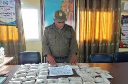 الأمن الوطني يضبط كمية من الحبوب المخدرة جنوب رفح