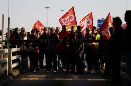 شلل بفرنسا مع اتساع الاحتجاجات ضد قانون العمل