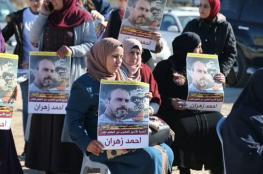 الاحتلال يرفض الاستئناف المقدّم للأسير المضرب زهران