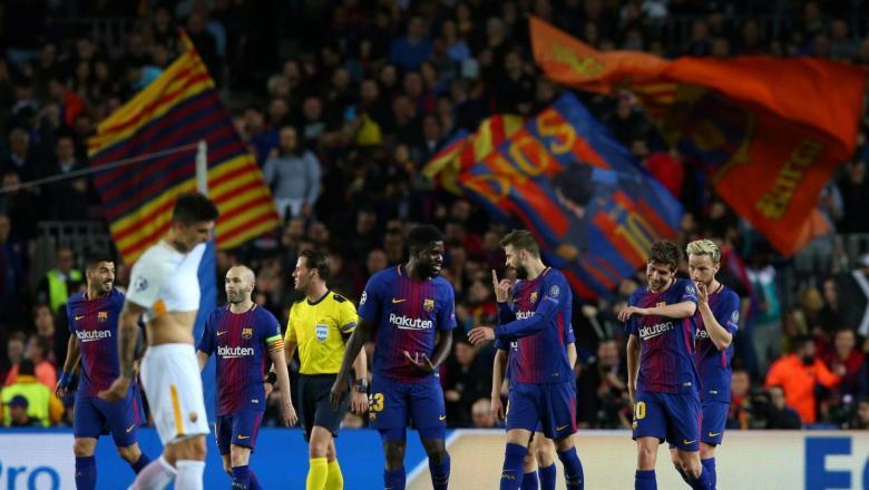 برشلونة يواصل التعثر في الليغا