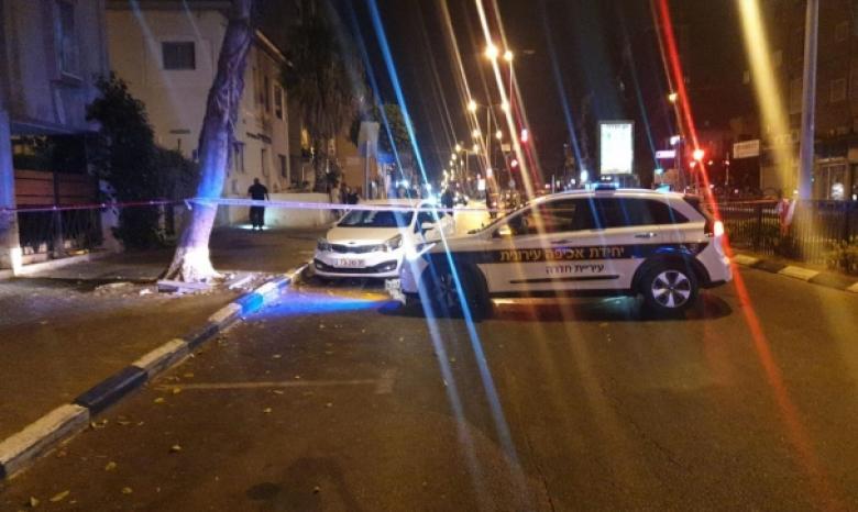 إصابة فلسطيني بزعم محاولة طعن شرطي في الخضيرة