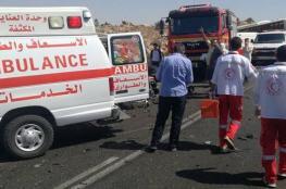 3 أشخاص لقوا مصرعهم بحوادث الضفة الأسبوع الماضي