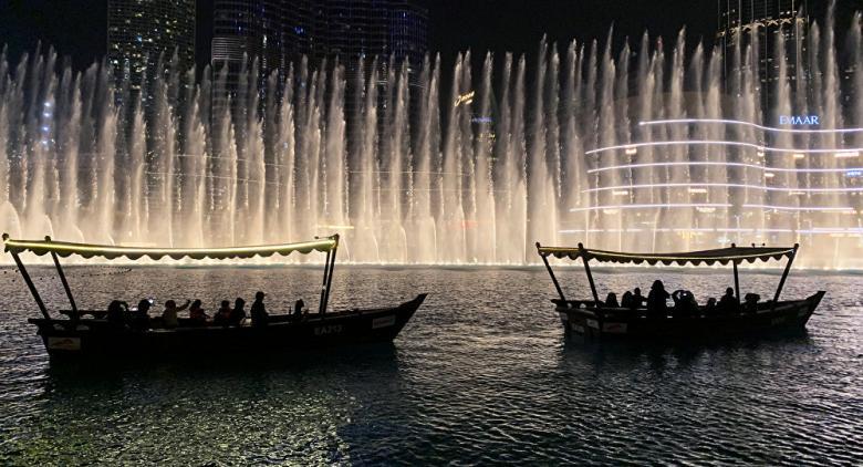برواز دبي يدخل موسوعة غينيس للأرقام القياسية
