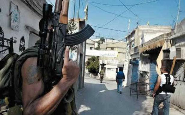 اشتباكات بمخيم البداوي شمال لبنان ليلا وسقوط جرحى