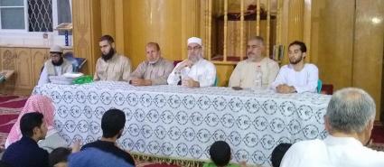 """""""دار القرآن"""" تُخرج دورات السنة في البريج"""