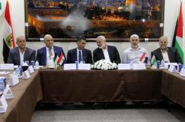 الوفد المصري يجتمع مجدداً بهيئة مسيرة العودة في غزة اليوم