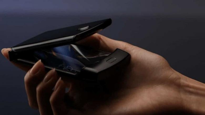 هل هذا هو هاتف موتورولا القادم القابل للطي؟