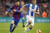 ميسي ينقذ برشلونة من فخ ليجانيس