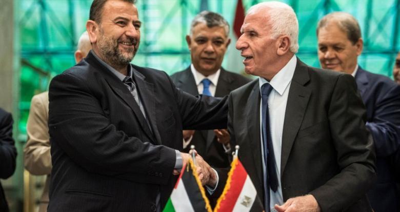 صحيفة: عباس وافق على الرؤية المصرية للمصالحة