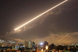كشف معلومة مثيرة عن القصف الإسرائيلي على حماة