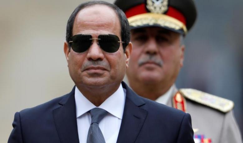 السيسي يحذر من المساس بحصة مصر من النيل