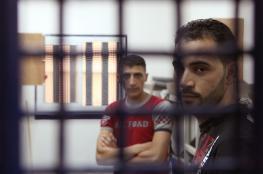 أسيران من غزة يدخلان أعوامًا جديدة