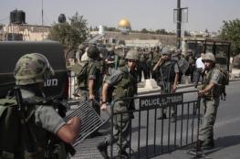 القدس: تعديلات حدودية لإحداث تغيير ديمغرافي