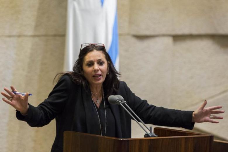"""وزيرة إسرائيلية: يجب ألا يهنأ قادة """"حماس"""" في غزة بالنوم"""