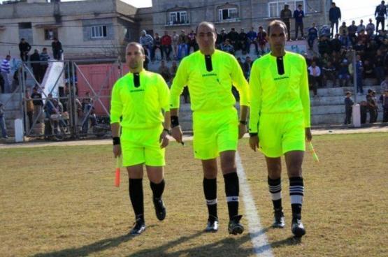 """""""النقيب"""" يرشح ستة حكام من غزة لإدارة مباريات بالمحترفين"""