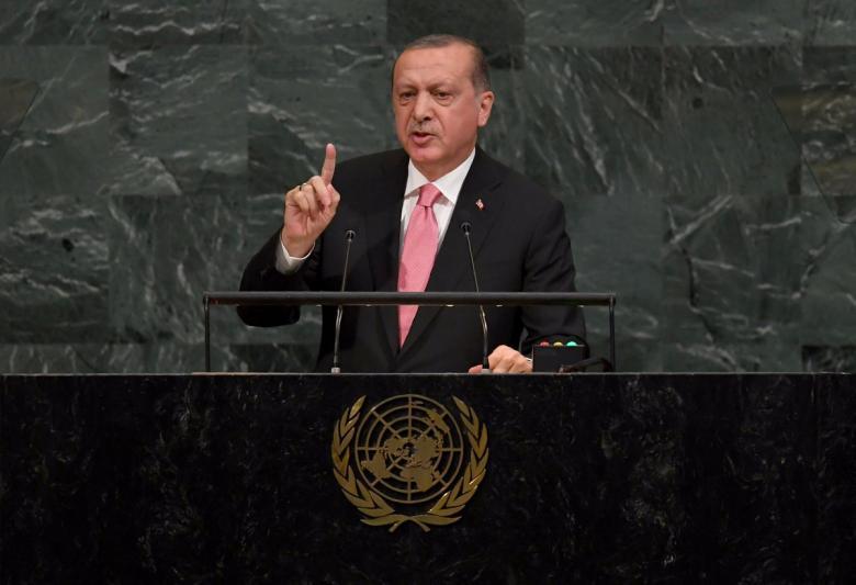 أردوغان: على الجميع أن يتحد لإيجاد حل للقضية الفلسطينية