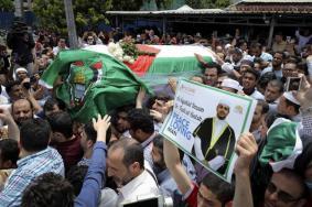 """تشييع جثمان العالم الفلسطيني """"البطش"""" في ماليزيا"""