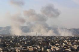 غارات روسية بحلب والنظام يصعّد بريف دمشق
