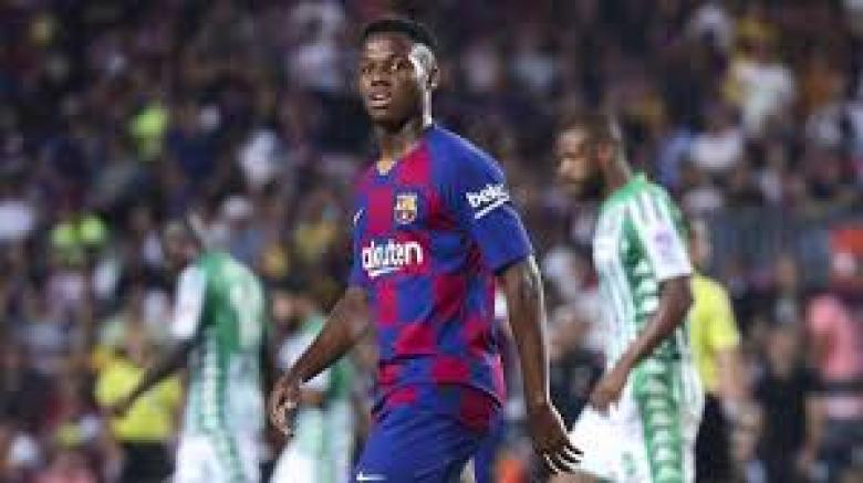 نجم برشلونة يحسم نزاع إسبانيا والبرتغال