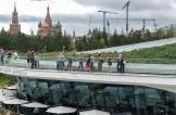 موسكو السادسة ومدينة عربية بين أفضل مدن العالم