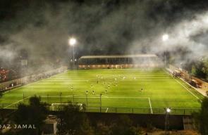 مباريات ليلية لدوريات كرة القدم بغزة