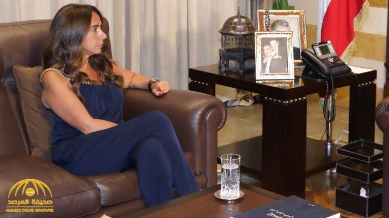 أول وزيرة دفاع في دولة عربية.. ماذا قالت زينة عكر في تغريدتها الأولى؟