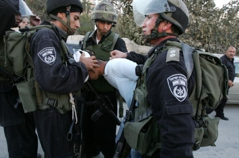 الاحتلال يشن حملة اعتقالات في القدس