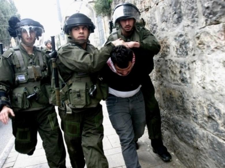 """الاحتلال يعتقل الشاب """"علاء البرغوثي"""" في رام الله"""