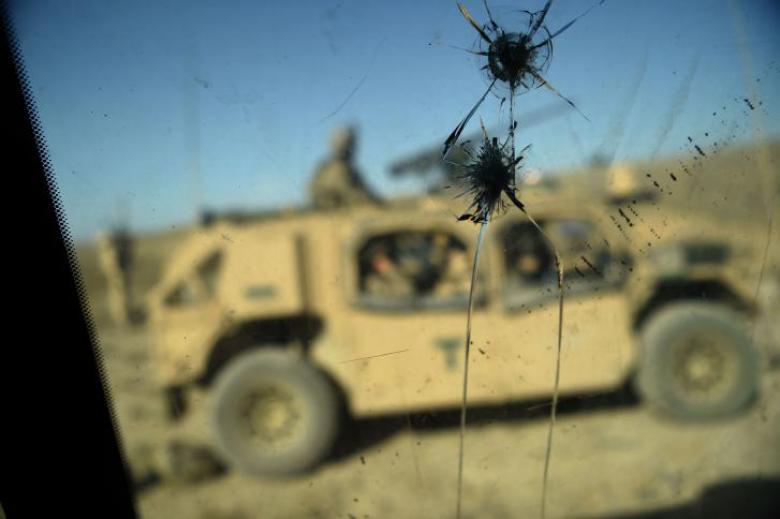 14 قتيلاً من الأمن الأفغاني في هجمات لطالبان