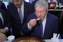 """رئيس وزراء الجزائر يُشعل حرب """"الكسكسي"""" مع المغرب!!"""