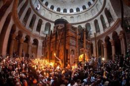 الطوائف المسيحية تحتقل بعيد الفصح