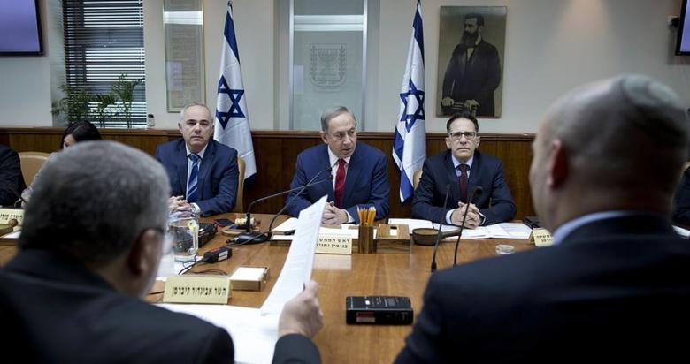 ليبرمان طلب شن حرب واسعة على غزة أمس