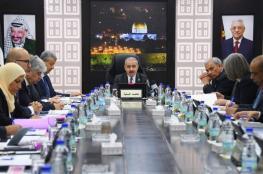 تعرف على القرارات التي أقرتها حكومة رام الله في جلستها اليوم