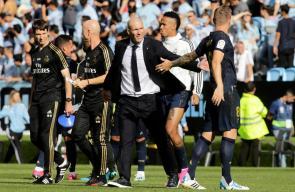 ريال مدريد يقص شريط موسمه بالفوز على سيلتا فيجو