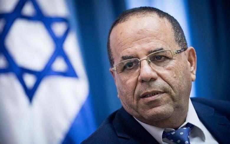 الشرطة الإسرائيلية تحقيق مع الوزير الدرزي أيوب قرا