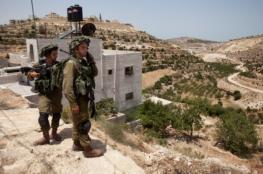 الحكومة تدين سيطرة الاحتلال على آلاف الدونمات بنابلس