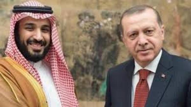 أردوغان يتهم بن سلمان بالكذب