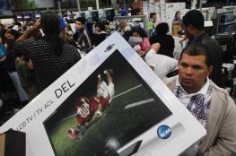 صعود حاد للمبيعات عبر الإنترنت في أمريكا