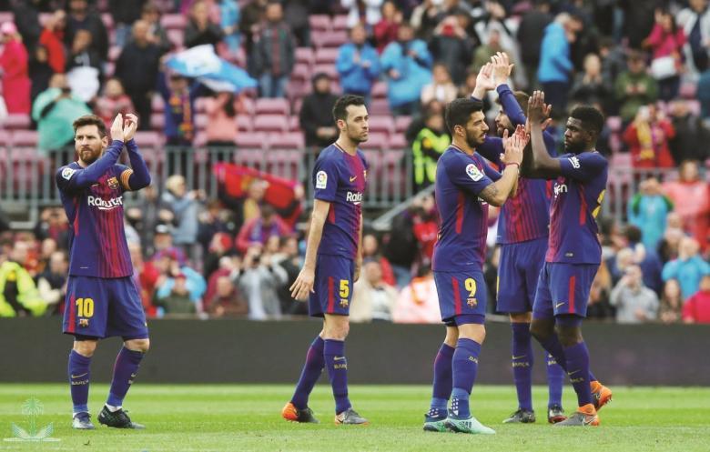 برشلونة يرد على مدريد ويتعاقد مع صفقة مدوية