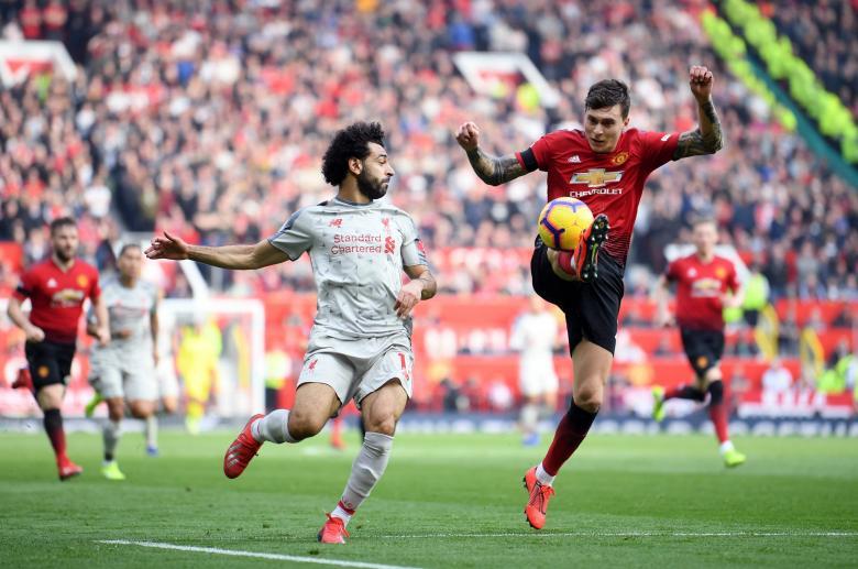 مانشستر يونايتد يوقف سلسلة انتصارات ليفربول